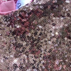 Nickie Lew Dresses - LOVE NICKIE LEW PINK SEQUIN PARTY DRESS TODDLER 2